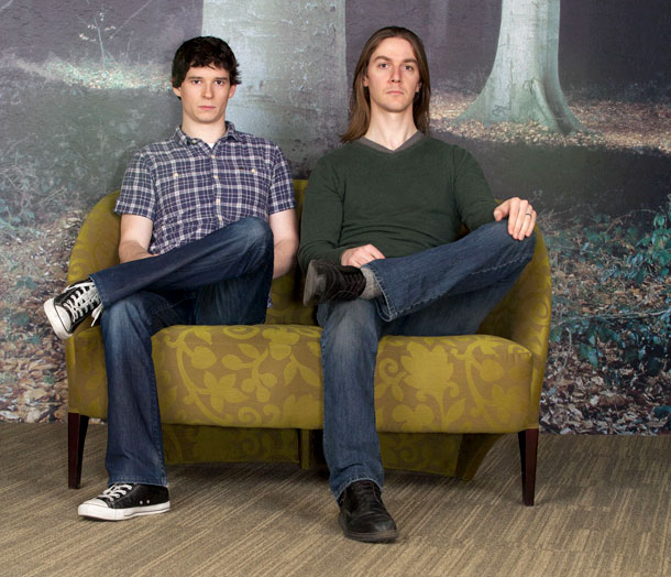 Will Miller y David McDonough, diseñadores de Civilization Beyond Earth