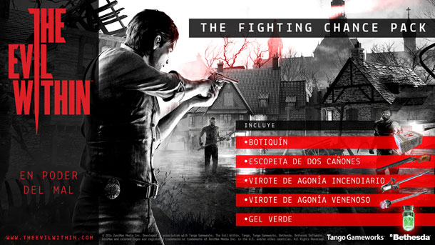 The Evil Within se retrasa al 24 de octubre
