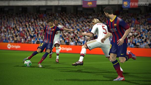 FIFA World lanza la beta global online