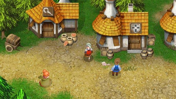 Final Fantasy III: anunciado para PC en Steam