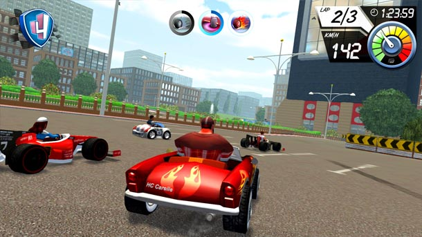 Formula Wincars: un Mario Kart made in Spain