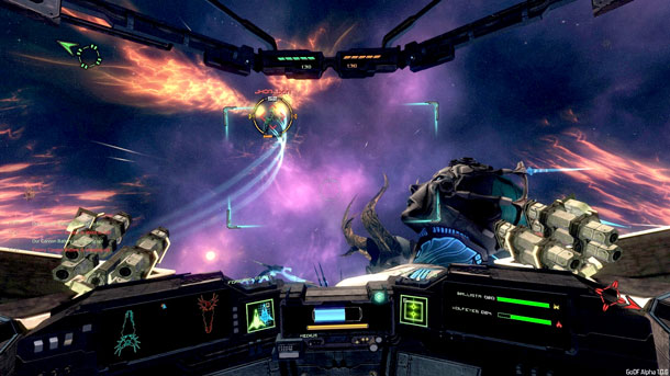 GoD Factory Wingmen arranca su beta cerrada