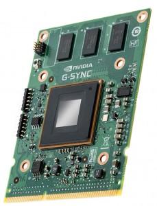 Módulo NVIDIA G-Sync