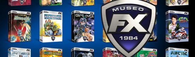 Museo FX: 30 años de juegos
