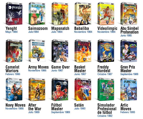 Museo FX: 30 años de videojuegos