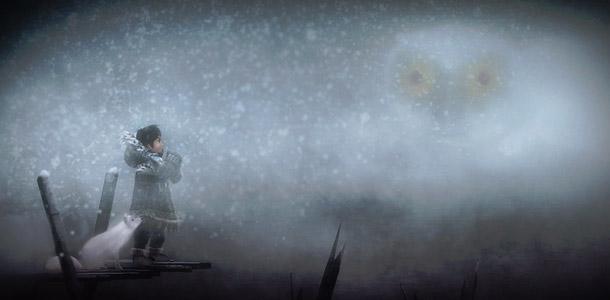 Gráficamente, Never Alone es un juego precioso.