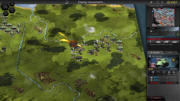 Panzer Tactics HD llega el día 22