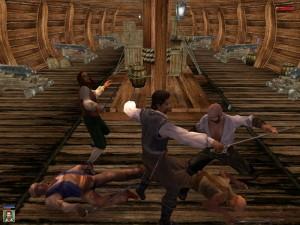 Piratas del Caribe - Sea Dog (Akella), Bethesda - PC, Xbox