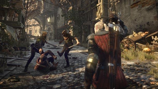 The Witcher 3: no más retrasos, dice CD Projekt