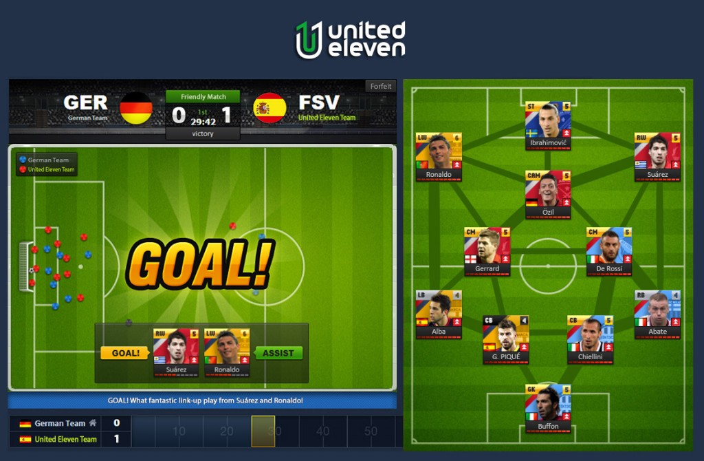United Eleven - Nexon Europe