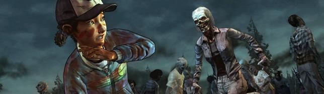 The Walking Dead In Harm's Way