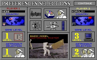 Buzz Aldrin's Race into Space - Strategic Visions, Interplay (DOS)