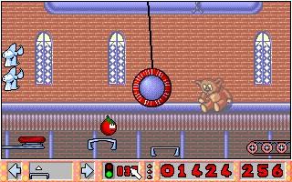 Bill's Tomato Game - Psygnosis (Amiga)