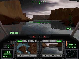 Comanche: Maximum Overkill (Versión de CD mejorada) - Novalogic - DOS, Mac
