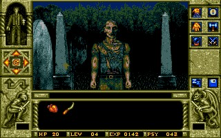 WaxWorks - Horror Soft, Accolade (Amiga, Mac, PC DOS y Windows)