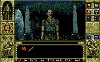 WaxWorks - Horror Soft, Accolade (Amiga, Mac, PC DOS y Windows)