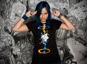 Merchandising Portal 2 - Marketing de Videojuegos
