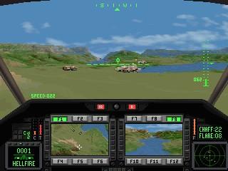 Comanche: Maximum Overkill - Novalogic (DOS, Mac)