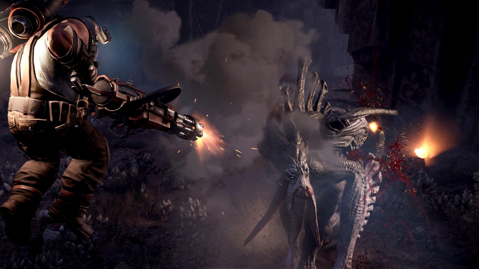 Evolve libera al Kraken en el E3 2014