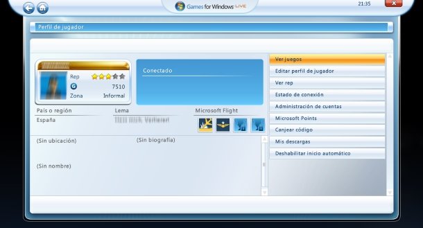 El cliente de Games for Windows Live seguirá funcionando