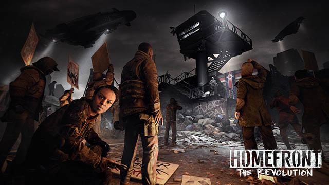 Homefront 2 - Crytek