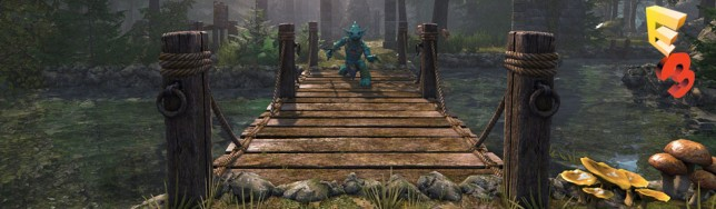 Legend of Grimrock 2 entra en fase alfa