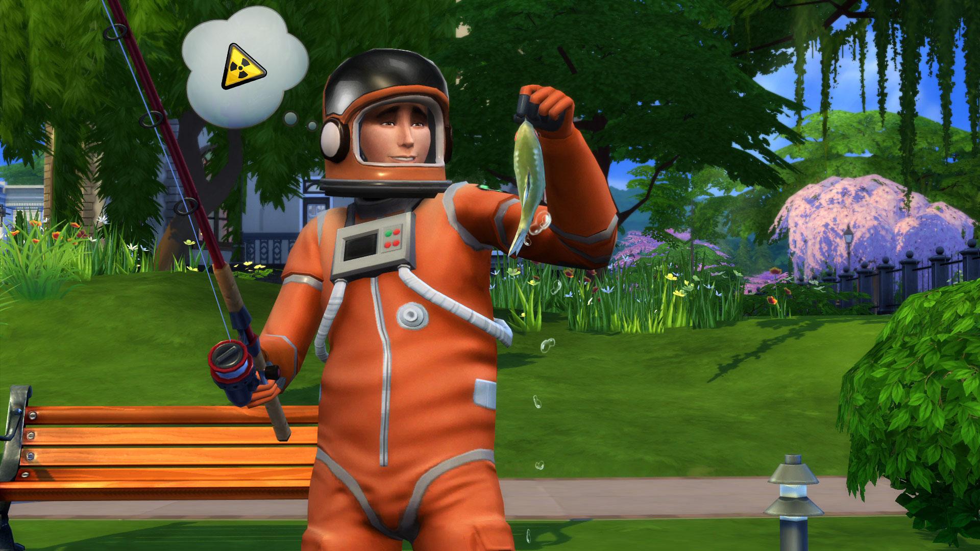 Los Sims 4 ya se ve sin cortapisas en el E3 2014