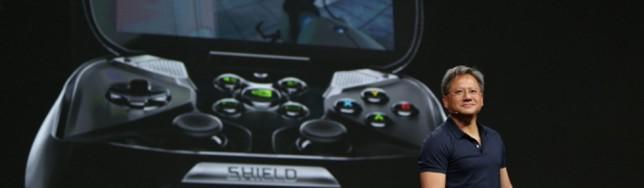 Presentación de Portal para Nvidia Shield.