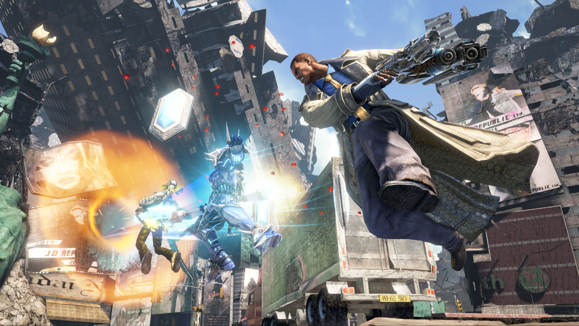 Rise of Incarnates arrasa París en el E3