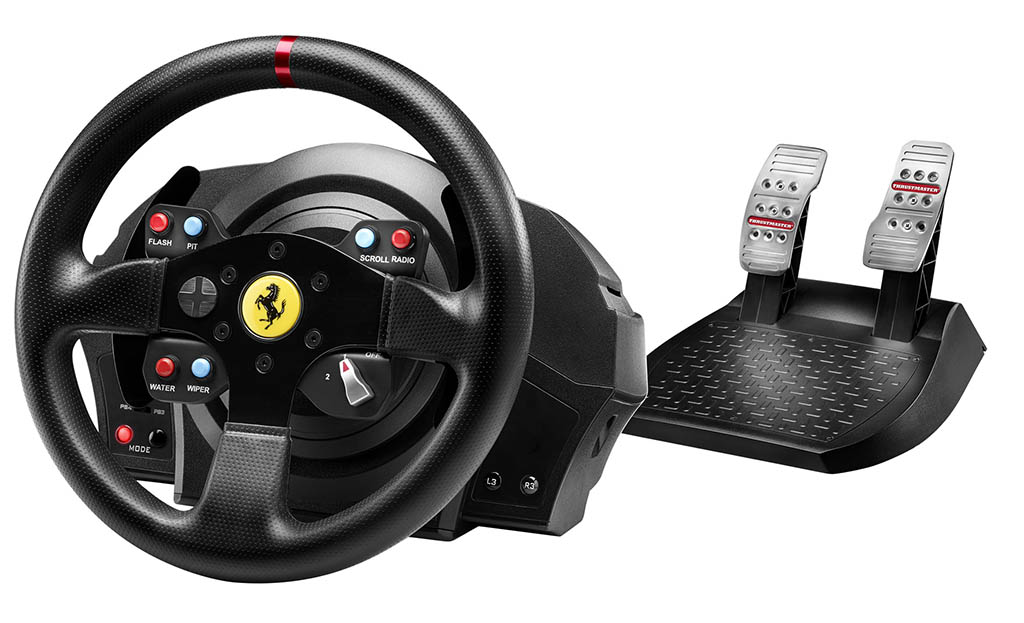 T300 Ferrari GTE - Thrustmaster