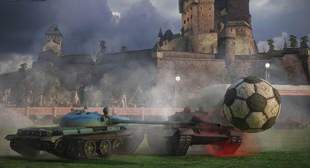 Football Battles - World of Tanks