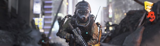 Call of Duty Advanced Warfare ya enseña su jugabilidad
