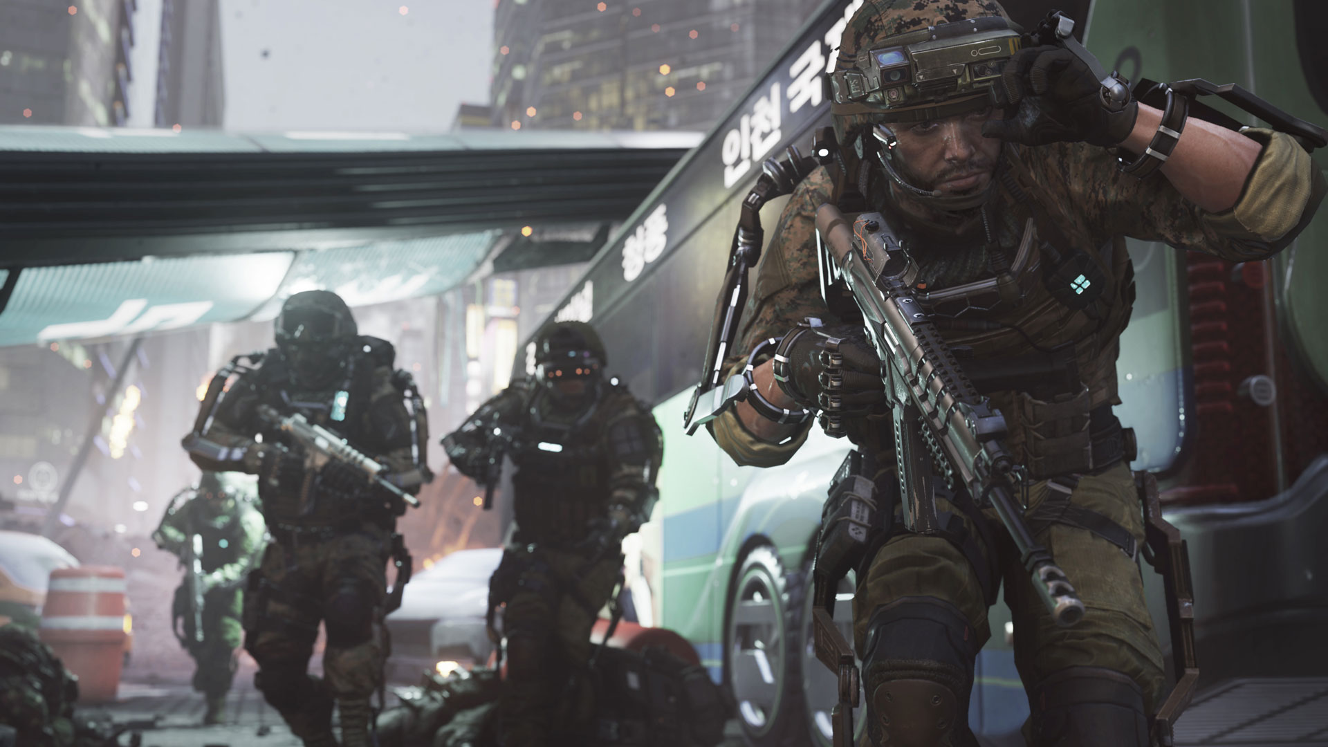 Advanced Warfare y su jugabilidad en el E3 2014