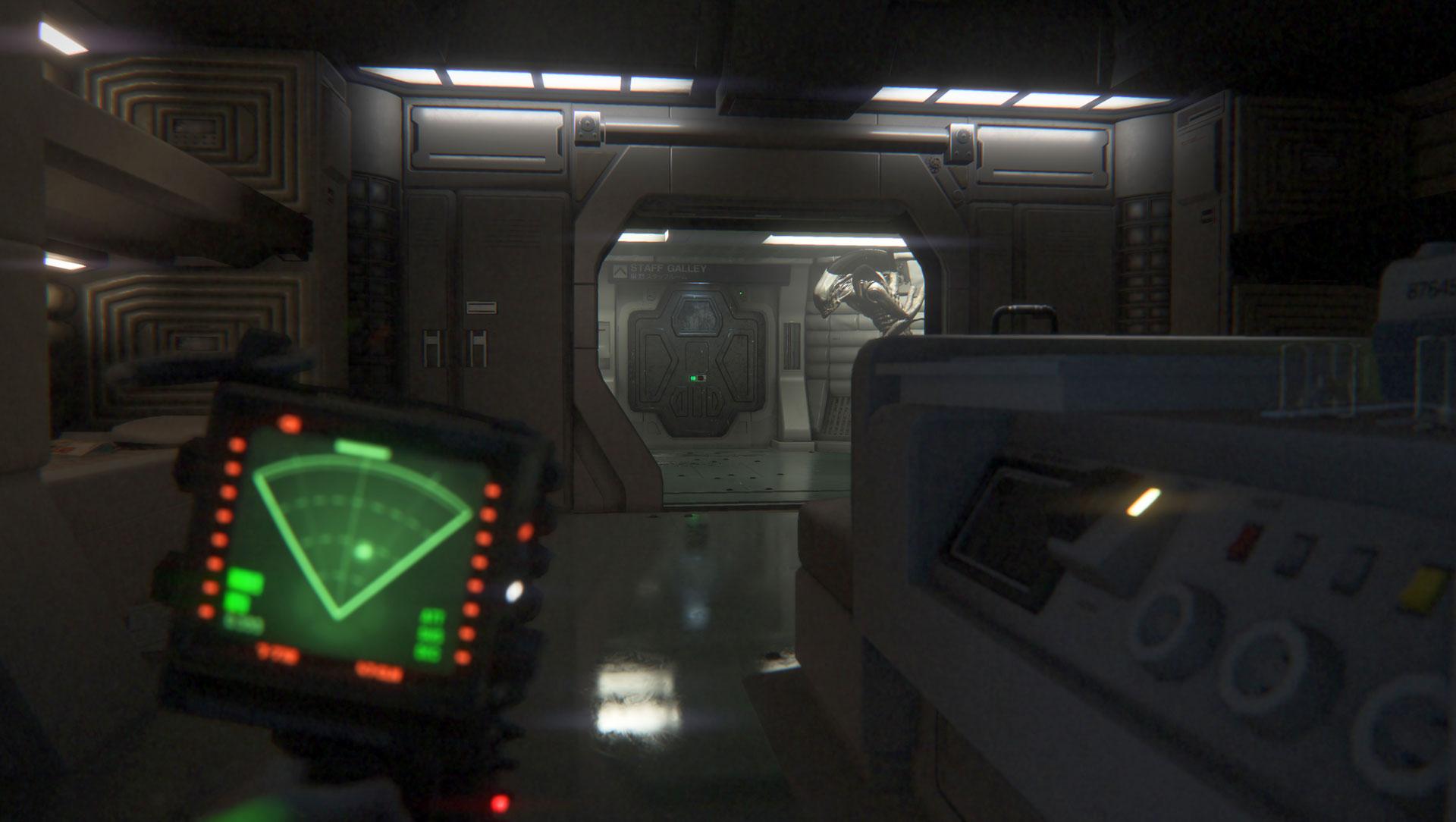 Alien Isolation se ve en el E3 2014 con Oculus Rift
