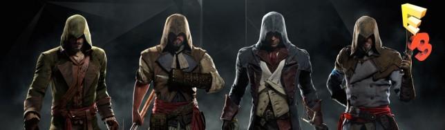 La historia de Assassin's Creed Unity ya muestra su jugabilidad