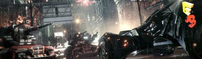 Batman Arkham Knight muestra el Batmóvil