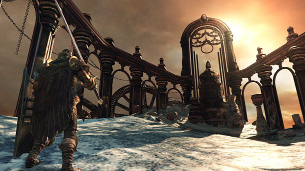 The Lost Crowns para Dark Souls II ya está disponible.