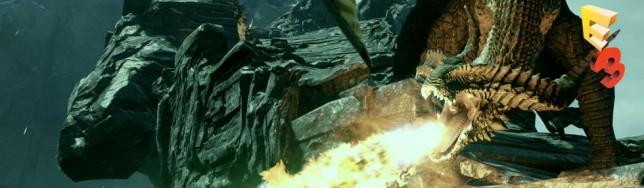 Dragon Age Inquisition llevó el fuego al E3 2014