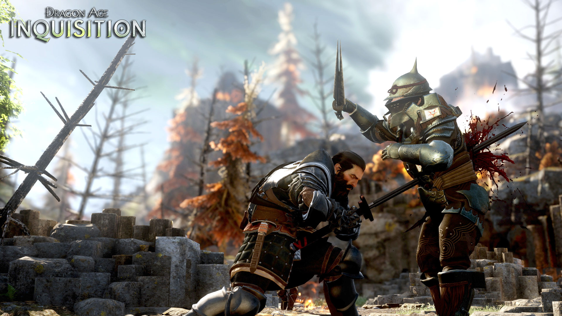 Dragon Age Inquisition llevó el rol de BioWare al E3 2014