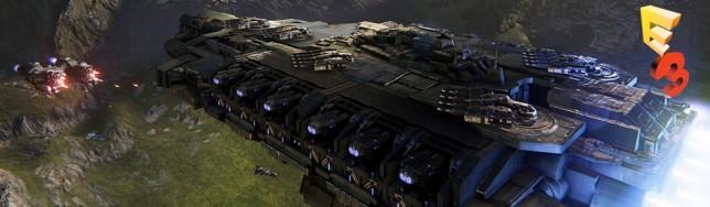 Dreadnought trae el combate espacial al E3