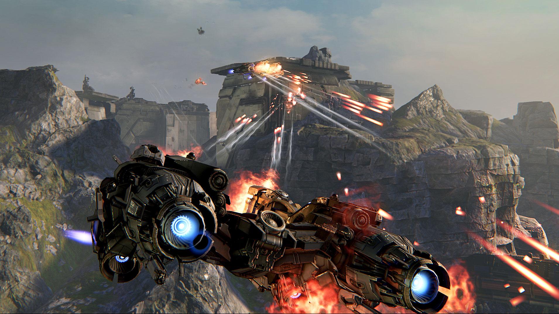 Dreadnought es la vuelta al combate espacial de Yager