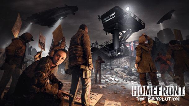 E3 2014, Homefront es lo de más nuevo