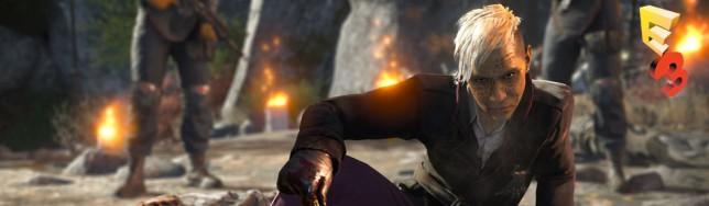 Far Cry 4 enseña su jugabilidad en el E3