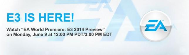 Arranca la conferencia de EA en el E3