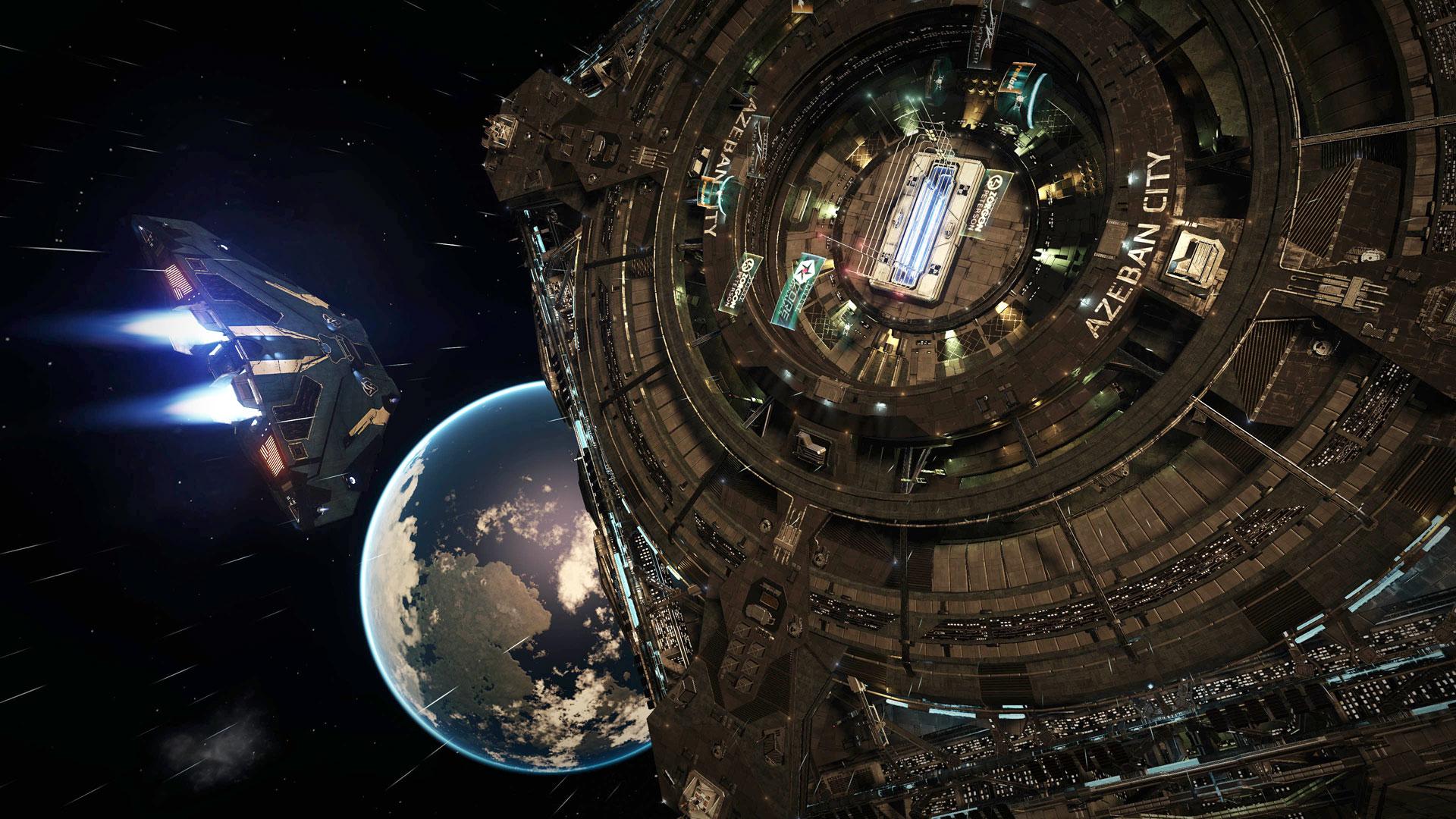 Elite Dangerous explora el universo en el E3 2014