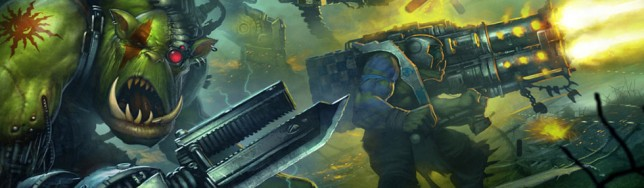 Warhammer 40K Eternal Crusade se deja ver