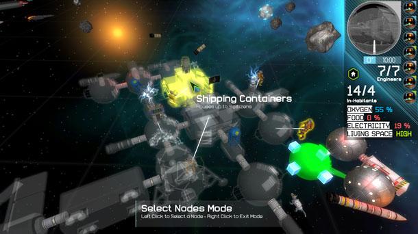 Habitat, supervivencia espacial indie en el E3 2014