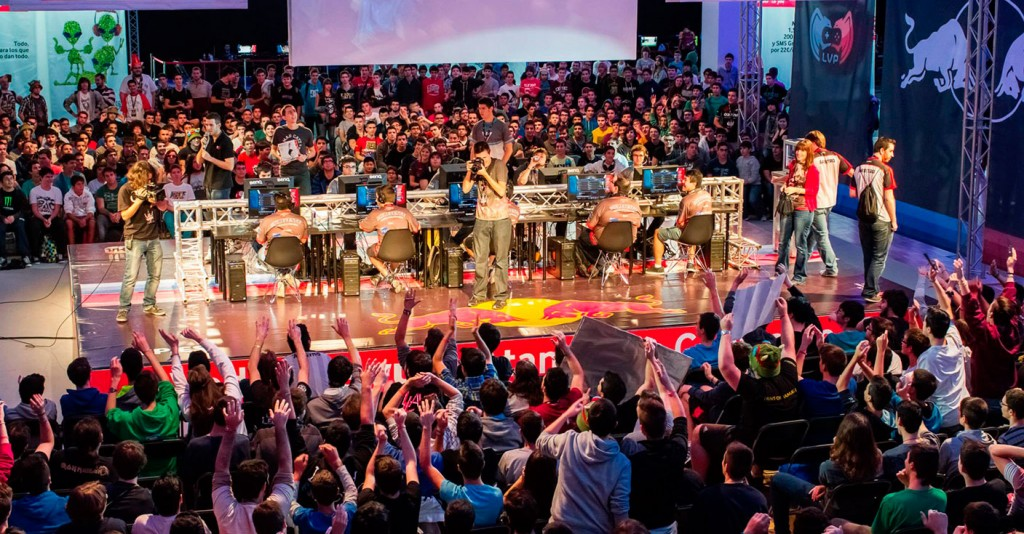 Gamergy - FinalCup LVP - Marketing de Videojuegos