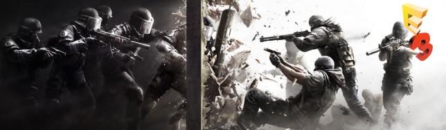 Rainbow Six Siege: acción mutijugador por equipos