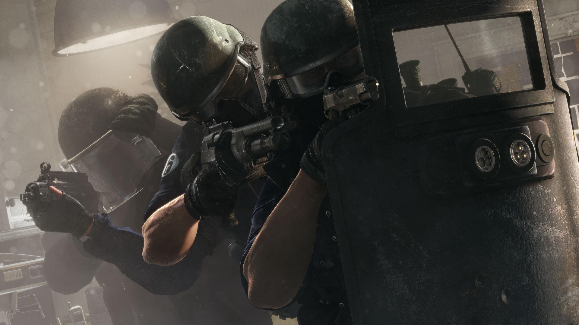 Rainbow Six Siege es la gran sorpresa de Ubisoft en el E3 2014